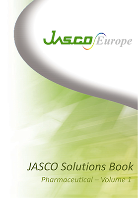jasco solutions book pharmaceutical vol1